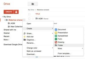 create folder crop 300
